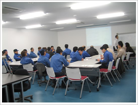 Improvement Meeting <All Staff>