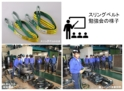 Products R&D QC News スリングベルト勉強会